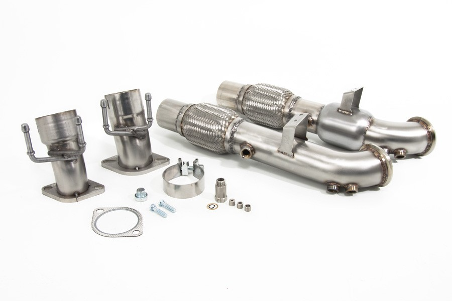 """Ford Focus ST 3"""" Downpipe"""