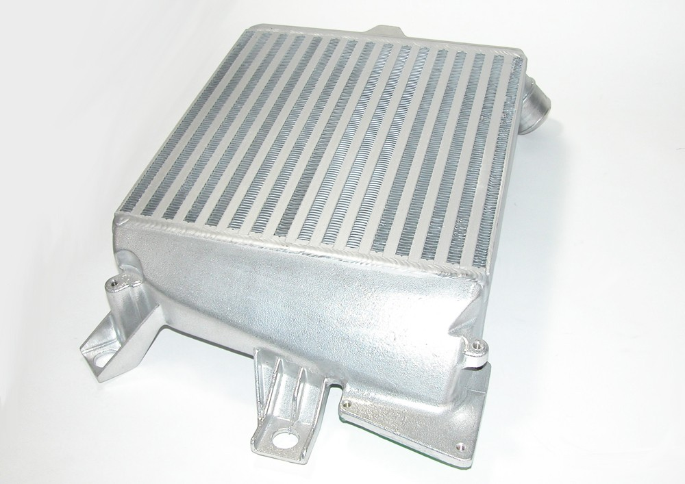 CORKSPORT Mazdaspeed Top Mount Intercooler